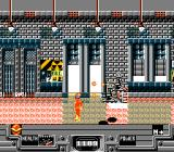 Defenders of Dynatron City NES Police HQ