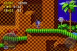 Sonic the Hedgehog iPhone Giant enemy crab!
