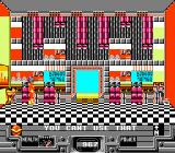 Defenders of Dynatron City NES Beauty parlor! Geez...