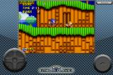 Sonic the Hedgehog 2 iPhone Just like Sonic 1 on the iDevice, Sonic 2 has a letter box mode that puts the controls outside of the screen.