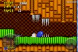 Sonic the Hedgehog 2 iPhone The spin dash!