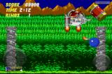 Sonic the Hedgehog 2 iPhone That's a big hammer! Stage 3 boss.
