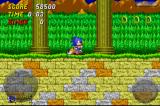 Sonic the Hedgehog 2 iPhone Stage 3: Aquatic Ruin Zone