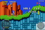 Sonic the Hedgehog 2 iPhone Stage 5: Hill Top Zone