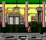 Defenders of Dynatron City NES A monkey in a FBI building!