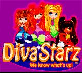 Diva Starz: Mall Mania Game Boy Color Splash shown in intro sequence