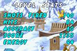 Chicken Shoot 2 Game Boy Advance Level statistics