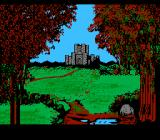 Defender of the Crown NES Nice castle... let's capture it!
