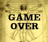 Mary Shelley's Frankenstein Genesis Game over