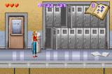 Sabrina, the Teenage Witch: Potion Commotion Game Boy Advance At school