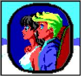 Police Quest 2: The Vengeance PC-98 Bonds and Marie - Anime style