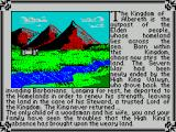 Times of Lore ZX Spectrum The story is explained in a series of eight story-board screens