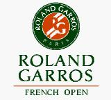 Roland Garros French Open Game Boy Color Title shown in intro sequence