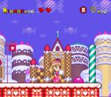 Miracle Girls: Tomomi to Mikage no Miracle World Adventure SNES So delicious...