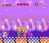 Miracle Girls: Tomomi to Mikage no Miracle World Adventure SNES Wonder-Twins Powers, Activate!