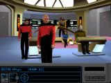 "Star Trek: The Next Generation - ""A Final Unity"" DOS Bridge"
