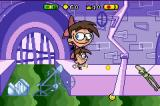 The Fairly OddParents!: Breakin' Da Rules Game Boy Advance Carrying a fake Timmy