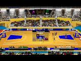 "Multi Sports Windows ""PC Basket 4.5"": Basketball simulator (800x600 graphic mode)"