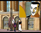 Broken Sword: Shadow of the Templars - The Director's Cut Windows The first new part of the Director's Cut leads Nico to a famous interview partner