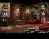 Broken Sword: Shadow of the Templars - The Director's Cut Windows Nico receives an invitation by a man known by all who played the original game