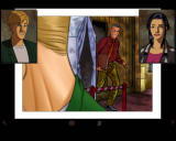 Broken Sword: Shadow of the Templars - The Director's Cut Windows Once again the game shows us a picture of a scene the original game only talked about