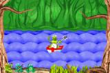 The Muppets: On with the Show Game Boy Advance Banjo playing game