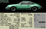 Test Drive Atari ST The Porshe
