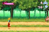 Disney's Cinderella: Magical Dreams Game Boy Advance In the woods