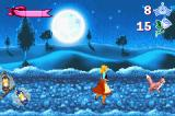 Disney's Cinderella: Magical Dreams Game Boy Advance On the road