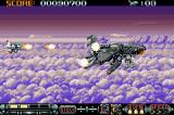 Phalanx Game Boy Advance This mid-boss appears two times in the level