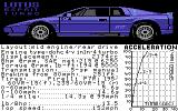 Test Drive Commodore 64 One of the cars you can drive