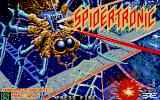 Spidertronic Atari ST Title screen