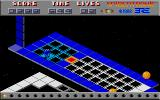Spidertronic Atari ST These tiles make stuck for a second or two