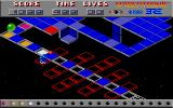 Spidertronic Atari ST I was killed by a ball