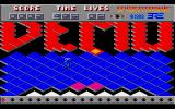 Spidertronic Amiga Demo level