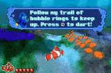 Disney•Pixar Finding Nemo Game Boy Advance Nemo's father has found Dory.