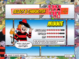 Beanotown Racing Windows Each character has different performance characteristics
