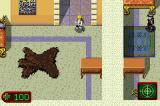Alex Rider: Stormbreaker Game Boy Advance Alex's uncle's mansion