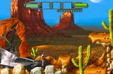 Planet of the Apes Game Boy Advance Start of a new game