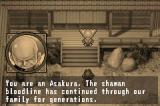 Shaman King: Legacy of the Spirits - Soaring Hawk Game Boy Advance Another flashback, this time to Yoh's past