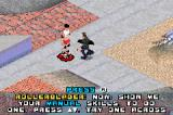 "Tony Hawk's Underground 2 Game Boy Advance Why is the word highlighted? ""RTFM""?"