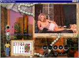 Digital Strip Poker featuring Carrie Westcott Windows Carrie bets fifteen (Skirt round 1)