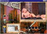 Digital Strip Poker featuring Carrie Westcott Windows Carrie without panties (Skirt round 4)