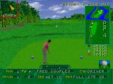 Golf Magazine presents 36 Great Holes starring Fred Couples SEGA 32X Tee off