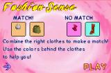 Winx Club: Quest for the Codex Game Boy Advance Game about fashion...