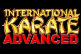 International Karate Advanced Game Boy Advance Title Screen