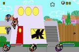 The Powerpuff Girls: Mojo Jojo A-Go-Go Game Boy Advance First level