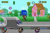 The Powerpuff Girls: Mojo Jojo A-Go-Go Game Boy Advance Some things can be picked up and thrown at enemies.