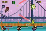 The Powerpuff Girls: Mojo Jojo A-Go-Go Game Boy Advance The triple shot is very useful, since most enemies take several shots.
