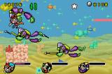 The Powerpuff Girls: Mojo Jojo A-Go-Go Game Boy Advance Got overrun by divers